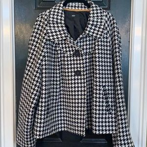 Mossimo houndstooth cost 2X
